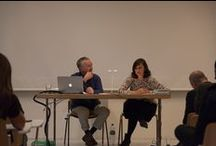 TALKING HEADS : PAUL COX, artiste, graphiste, illustrateur, peintre / En discussion avec Mirjana Farkas, professeure en communication visuelle à la HEAD - Genève mercredi 22 avril 2015   Auditoire, Boulevard James-Fazy 15