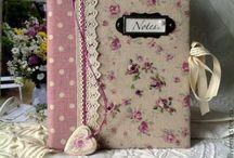 textilkönyvek/borítók