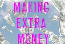 Making Extra Money / Want to pay off debt? Retire early? Build your dream home? Make enough that you can work from home? Here are some great tips and ideas to help you make extra money. Many of these ideas you can start TODAY!
