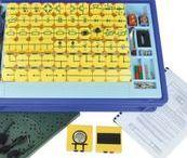 Stavebnice od NTL / Kit of NTL / Stavebnice pro školy / Kits for schools