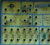 Stavebnice ES-02 / Vintage electronic kit / Československá elektronická stavebnice z 80. let / Czechoslovak vintage electronic kit of 80'