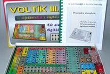 Univerzální elektronické stavebnice / Universal electronic kits / Univerzální elektronické stavebnice na českém trhu / Universal electronic kits you can buy in the Czech republic