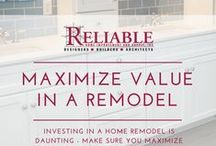Reliable Resources   Reliable Home Improvement / Reliable Home Improvement provides tips and resources for your next home remodeling project including kitchen, bathroom, basement finishing, and home additions.