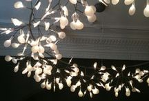 Lighting / Lighting is crucial to the interior...and here is a vast celebration of the artistic!
