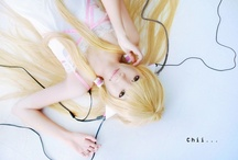Chobits / by Emma W