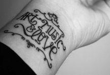 Tattoos / by Linda