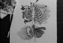 beautiful destruction / artwork that i adore