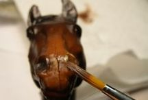 Model Horse Repair / Because accidents happen!