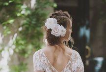 Mes réalisations en coiffure et maquillage / Réalisations#coiffure#maquillage#mariées#hairstyl#makeup#wedding