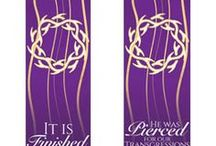 Lent & Easter / Lent & Easter resources for churches and Sunday School