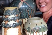 Taira Wiggins | Sweet Earth Pottery / Contemporary Art Pottery