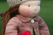 craft - dolls