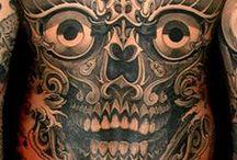 Tattoos / by Marcelo Rodríguez Silva