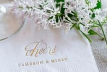 EH + JB | 10 :: 23 :: 15 / by Design Studio South - Savannah Wedding Planner