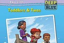 Deep Blue Kids Curriculum / by Cokesbury