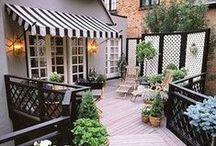 Residential Awnings & Shades