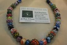 Creativity Glass Beads Necklaces