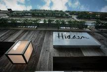 Hidden Hotel / The Hidden Hotel is located in a very calm side street in the 17th arrondissement, not far from the Arc de Triomphe and just a few minutes' walk to the Champs Élysées. Environmentally friendly, ethnic and modern influences combine to create a harmonious design concept. | http://lifestylehotels.net/en/hidden-hotel |