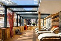 Hotel Firefly / Located in the heart of Zermatt, nestled in the impressive Alpine landscape around the Matterhorn, is the suite hotel Firefly. | http://lifestylehotels.net/en/hotel-firefly |