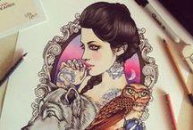 » tattoo