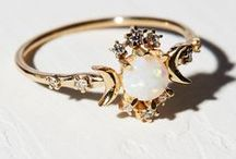 Rings / Beautiful rings I will never be able to afford!!:(