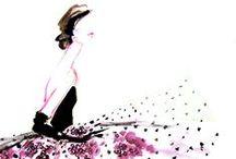 illustrazioni moda