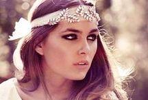 WeddingRings2U: bridal make up inspiration