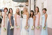 WeddingRings2U: pastel wedding ideas / Pastel wedding flowers, bridesmaid dresses and decor inspiration