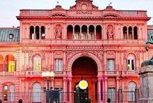Buenos Aires / (The place where I study Med)
