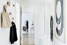 HALLWAY / Simple and minimalistic hallways // Follow me on Instagram @katharinaeschuler