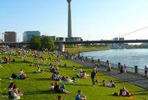 Top Spots Düsseldorf / Ausgehen, Nightlife, Party: Originelle und schöne Locations in Düsseldorf
