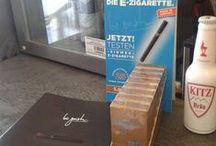 Places of Poshness Munich / Genuss ist nicht aufzuhalten: Locations in München, in denen die E-Zigarette willkommen ist.