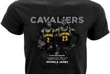 Cleveland Cavaliers / Officially licensed NBA player graphic apparel for all of the Cleveland Cavaliers top players.