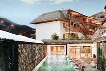 Hotel Eder / Hotel Eder in the centre of the picturesque village of Maria Alm offers the perfect conditions for anyone who loves the high alpine life. | http://lifestylehotels.net/en/hotel-eder |