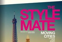 THE STYLEMATE - MOVING CITIES / THE STYLEMATE | Issue No. 02/2015 | MOVING CITIES | News about Life, Style & Hotels | http://lifestylehotels.net/en/thestylemate |