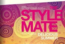 THE STYLEMATE - DELICIOUS SUMMER / THE STYLEMATE | Issue No. 03/2015 | DELICIOUS SUMMER | News about Life, Style & Hotels | http://lifestylehotels.net/en/thestylemate |