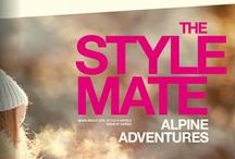 THE STYLEMATE - ALPINE ADVENTURES / THE STYLEMATE | Issue No. 04/2015 | ALPINE ADVENTURES | News about Life, Style & Hotels | http://lifestylehotels.net/en/thestylemate |