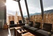 Stadthotel Brunner / A comfortable, accessible design hotel with 24 rooms. This is urban style in the heart of Schladming ski resort – not Alpine kitsch, but simple elegance. | lifestylehotels.net/en/stadthotel-brunner |