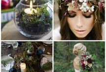Forest Theme / Forest theme for your wedding day