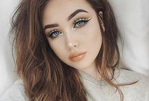 Makeup with me❤️