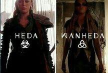 Lexa and clexa for life