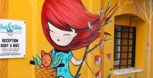 Murals / street art!