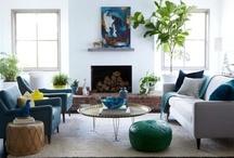 Living rooms / by jana pecenkova