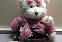 Teddy bear / I miei orsetti