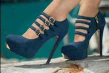 Awesome Shoes / by Liz A. V.
