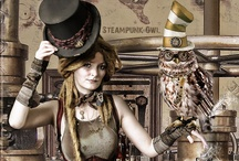 Steampunked  / by Noell .