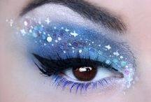 makeup: eyes