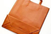 Natural - leather items
