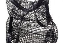 Black - leather items