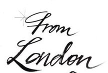 LONDON, Here I come!!! / by Charanya Ramraj